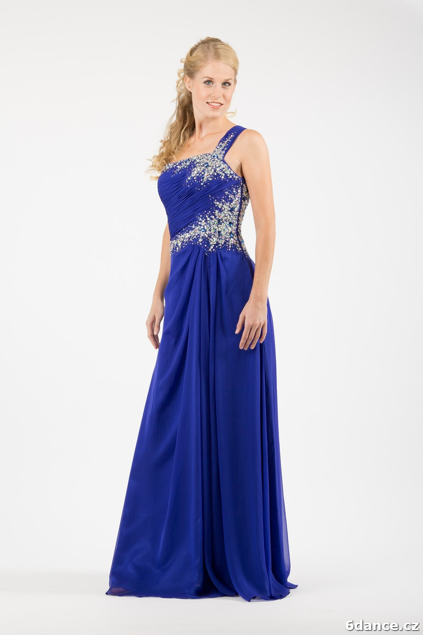 3ef061706c6 Dámské společenské šaty - dlouhé  Šaty dlouhé č.1